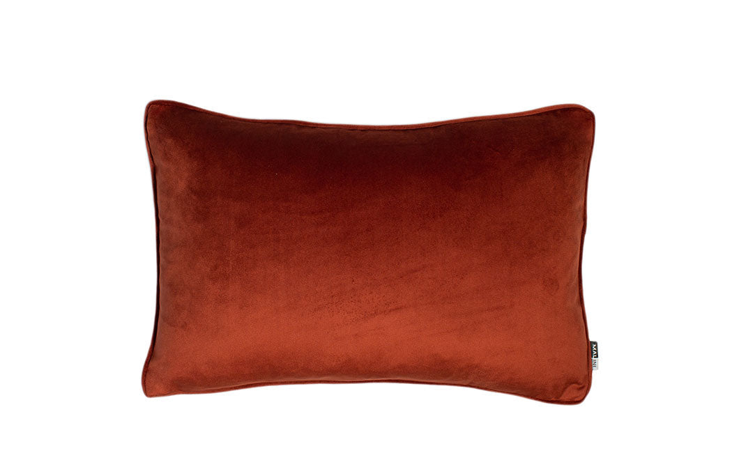 Luxe Red Cushion
