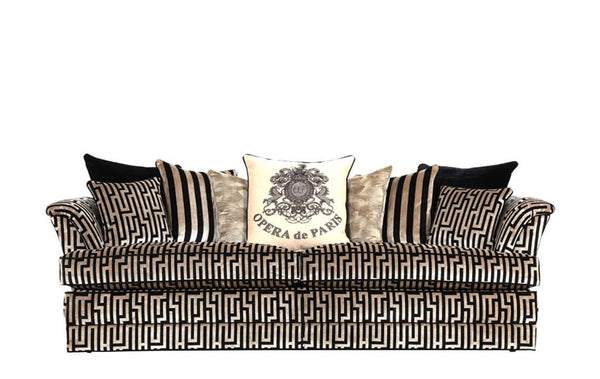 Savannah 3.5 Seater Scatter Back Sofa