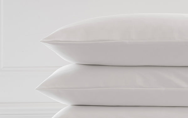 AB White Pillow Case 1000TC