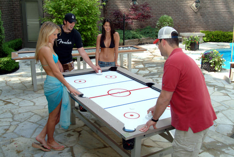 Outdoor 8 Ball Pool Hockey Insert
