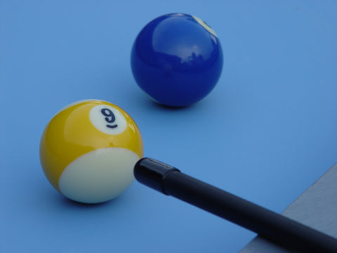 Outdoor 8 Ball Chalkless Cue