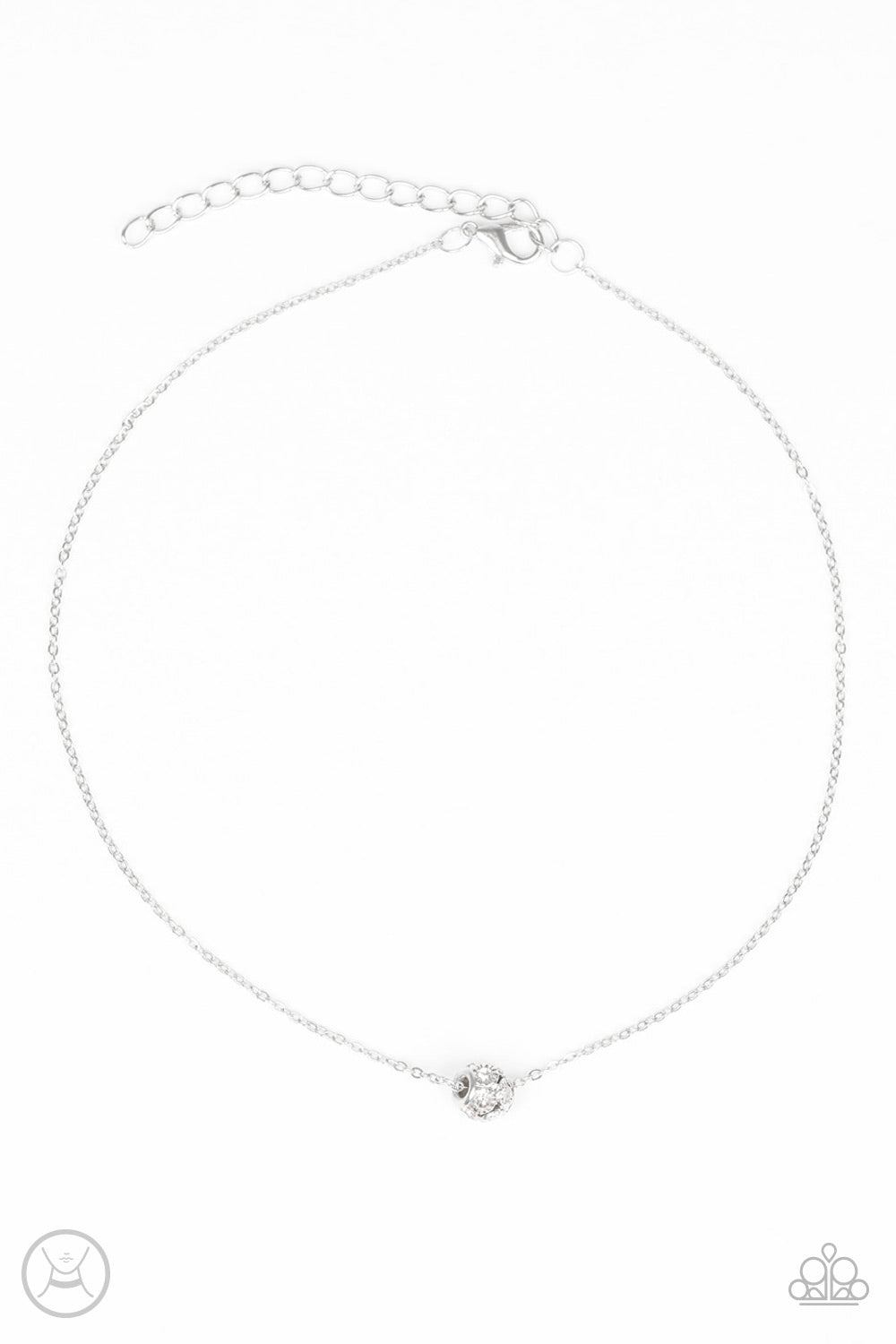 papparazi-necklaceModest Shine - White