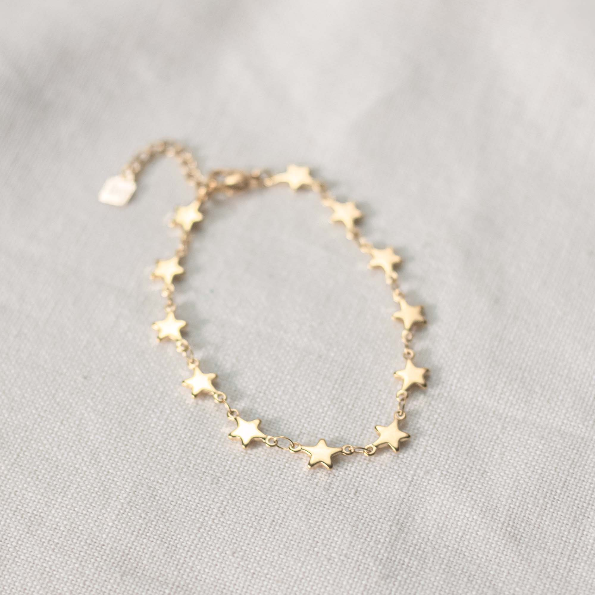 Bold Star Bracelet-Lucky Love Boutique