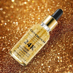 24K Gold Firming & Whitening Serum - cosmos-beauty