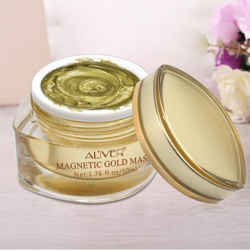 24K Gold Mineral Magnetic Mask - cosmos-beauty