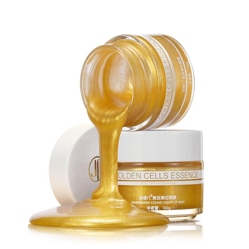 24K Gold Peel-Off Face Mask - cosmos-beauty