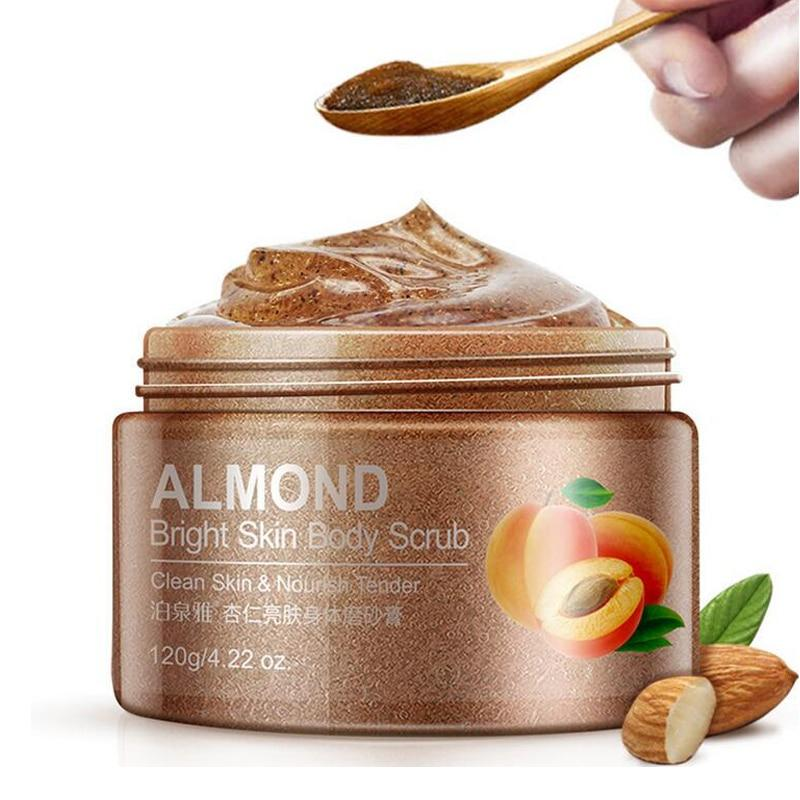 Almond Skin Facial & Body Scrub - cosmos-beauty