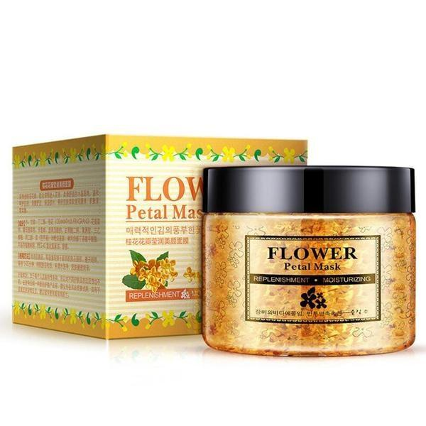 Chrysanthemum Infused Facial Mask - cosmos-beauty