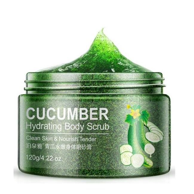 Cucumber Facial & Body Scrub - cosmos-beauty