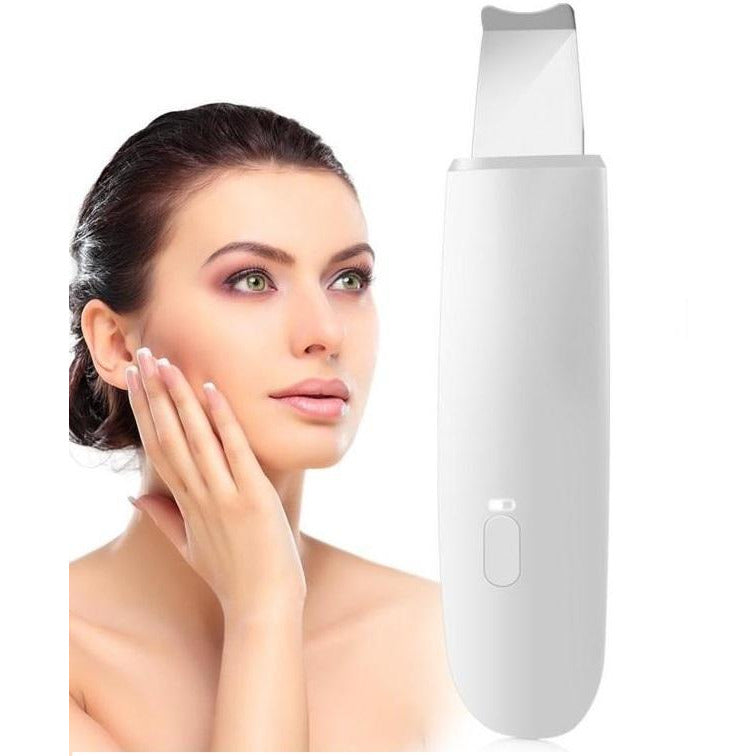 Ultrasonic Skin Scrubber - cosmos-beauty