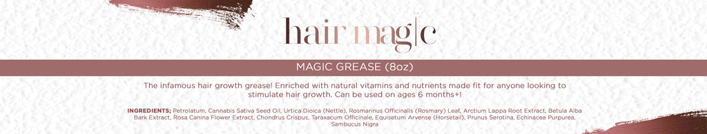 Hair Magic Grease (Large)