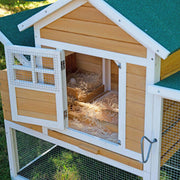 Chick-Inn Egg-celerator Chicken Coop
