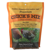 Barenbrug Chick's Mix Forage Seed Mixture, 1 lb.