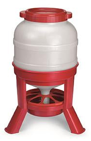 Little Giant® 45 lb. Plastic Dome Feeder