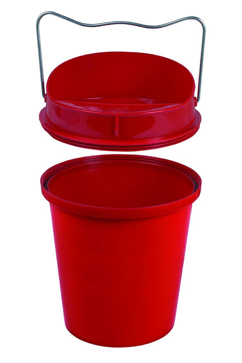 Little Giant® 1.5 Gallon Plastic Bucket Waterer Feeders & Waterers