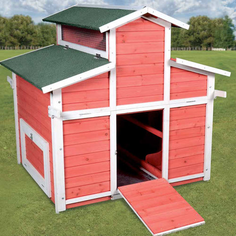 Ware™ Pet Products The Little Hen Big Red Barn