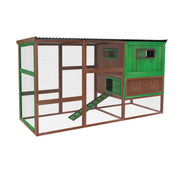 Ware™ Pet Products Square Modern Chicken Coop