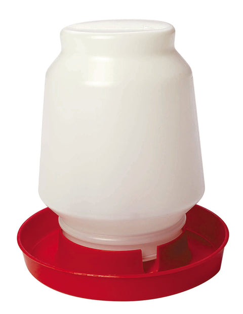 Little Giant® 1 Gallon Complete Plastic Poultry Fount