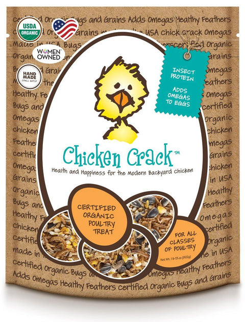 Treats for Chickens™ Chicken Crack® Chicken Treats 1 lb. 13 oz.