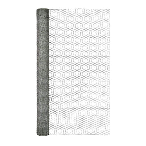 "1"" Mesh Poultry Netting"