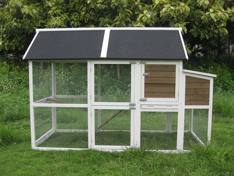 Coops & Feathers® Superior Hen House