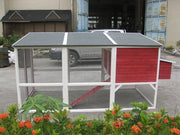 Coops & Feathers®  Classic Red Barn Coop