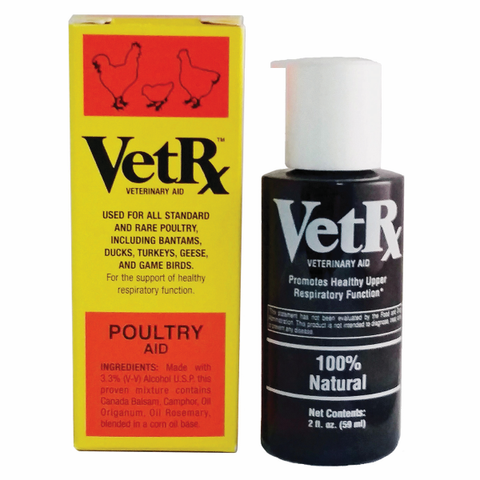 VetRX Poultry Remedy, 2 oz.