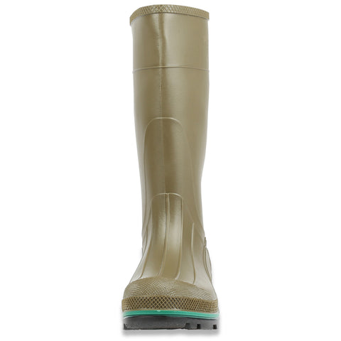 "Servus by Honeywell 15"" PVC Olive/Brown Knee Boots"