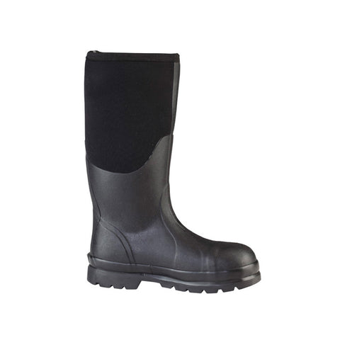 Muck Chore Classic Tall Steel Toe Rubber Work Boots