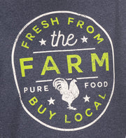 """Fresh from the Farm"" Men's Tee"