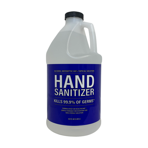 64 Oz. Hand Sanitizer Coop Supplies Chick Care