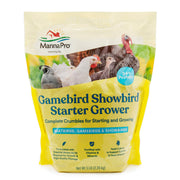 MannaPro® Gamebird/Showbird Feed, 5 lbs