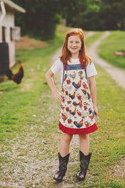 Egg Apron for Kids
