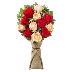 Enchanted Rose Hand Bouquet