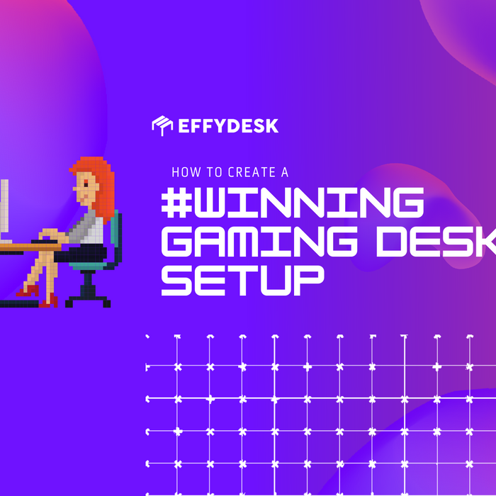 How to Create a Winning Gaming Desk Setup