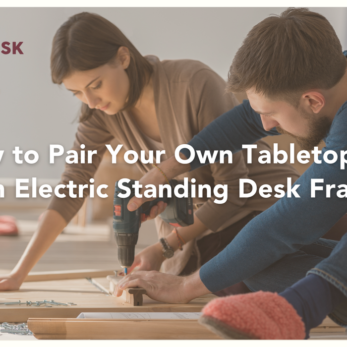 Some DIY standing desk tips and steps to let you choose the right material