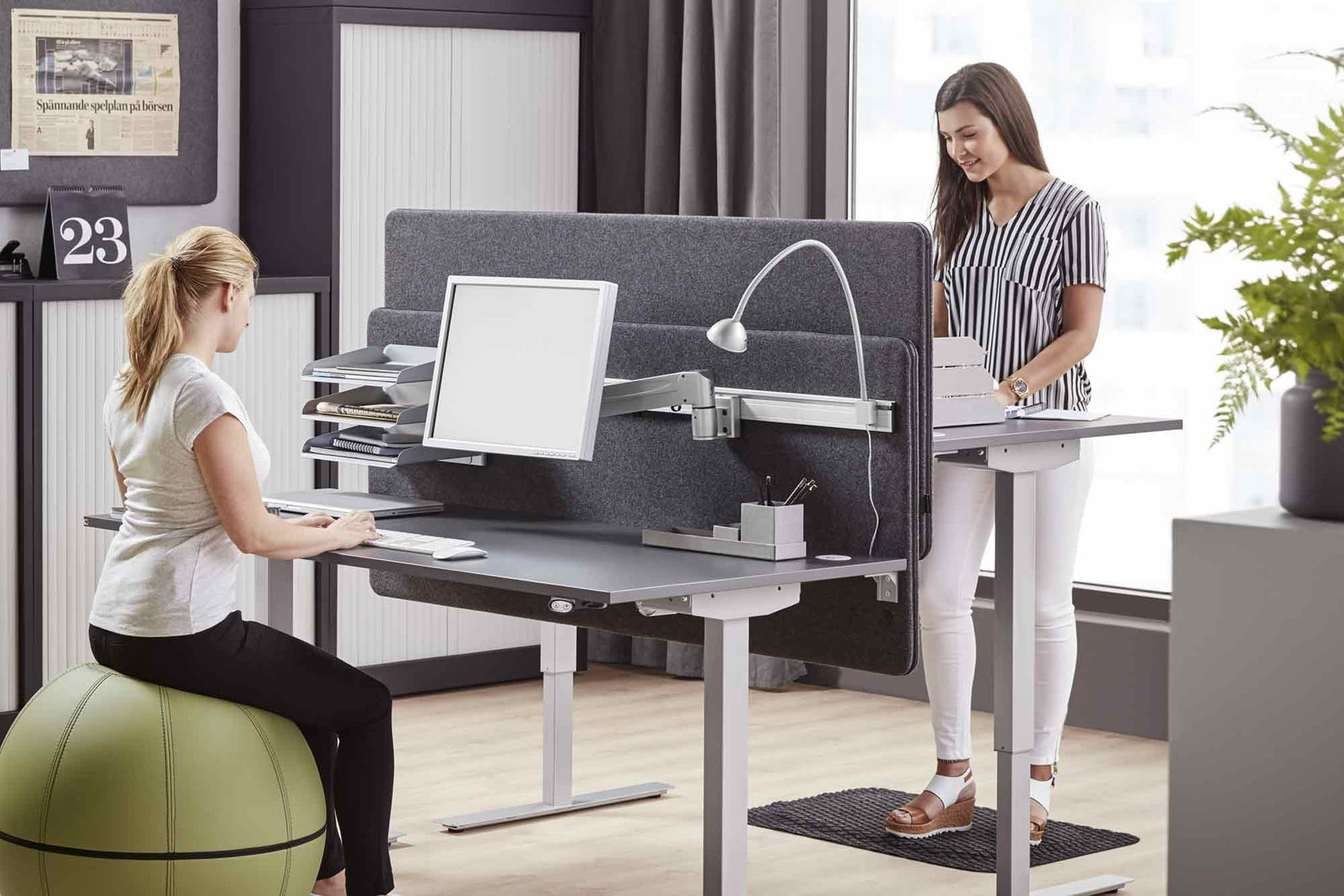 Tips for Stand-up Workstation Users