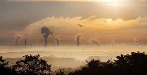 Greenhouse Gases - How Does Recycling Reduce Carbon Emissions | EFFYDESK Blog