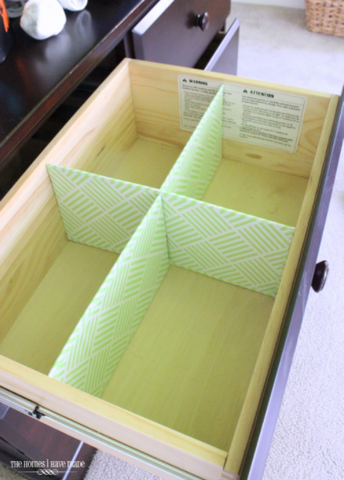 great Cardboard Drawer Dividers make your office supplies organized