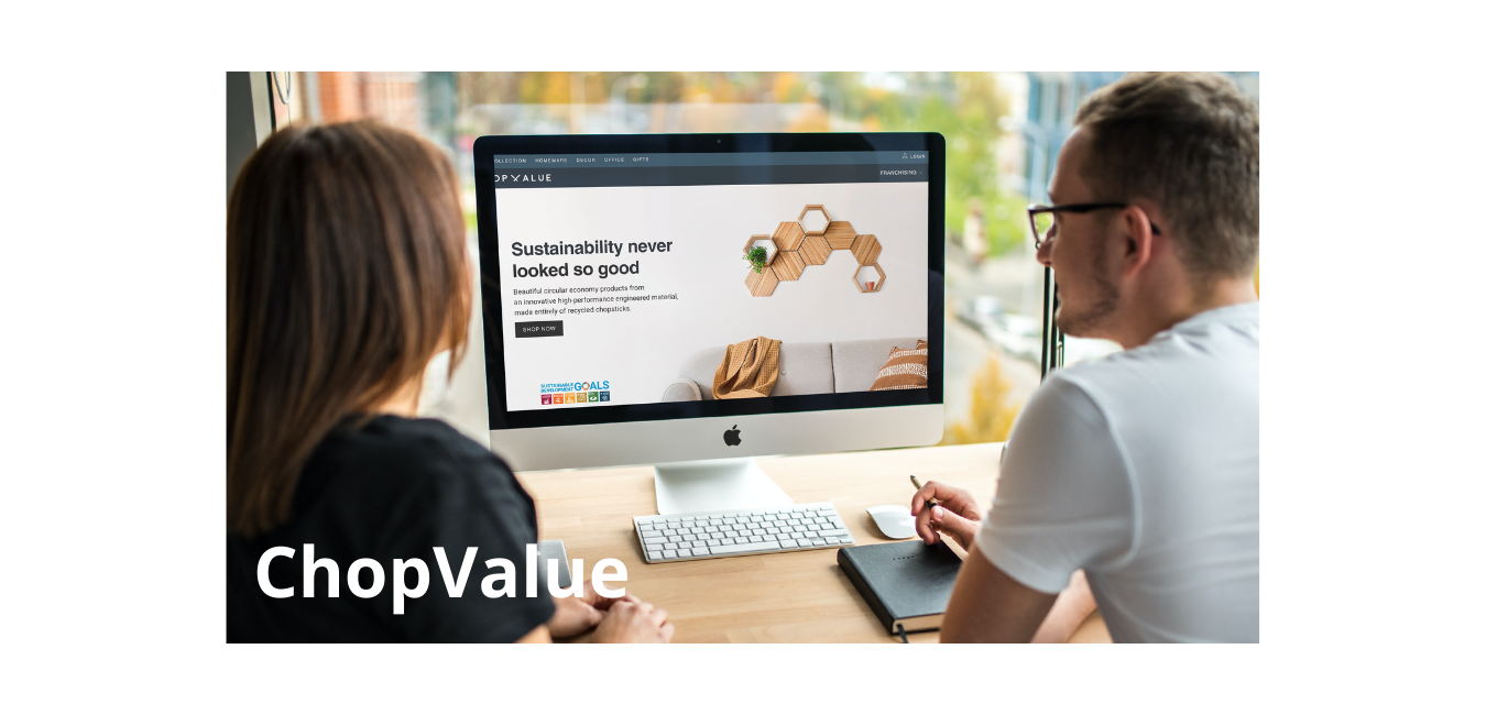 ChopValue is an urban recycling company based in Vancouver