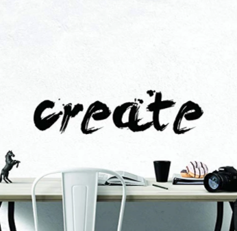 Create words print that can decor your office