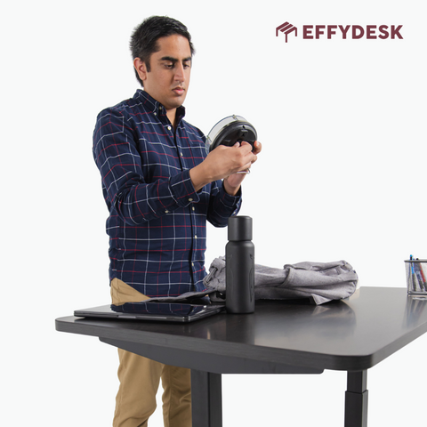 Optimize your Sit-Stand Workstation help your work comfortable and effective