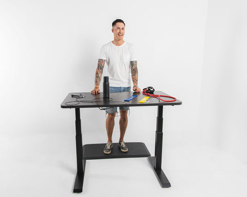 answer the question to understand do you need a standing desk