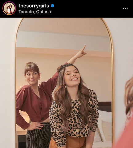 The Sorry Girls | Social Media Influencer | EFFYDESK's Top 20 Most Inspiring Canadian Influencers of 2020