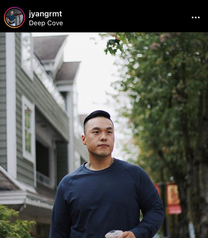 Justin Yang | Social Media Influencer | EFFYDESK's Top 20 Most Inspiring Canadian Influencers of 2020