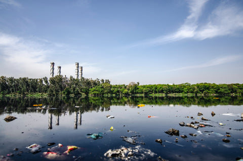 Garbage Pollution is part of biggest issue