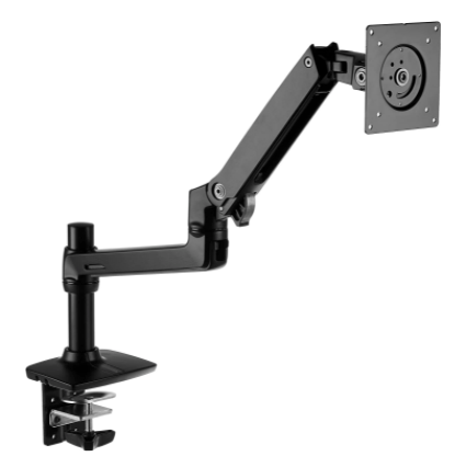 Full Motion Mechanical Spring Monitor Mount can help you hold your monitor better
