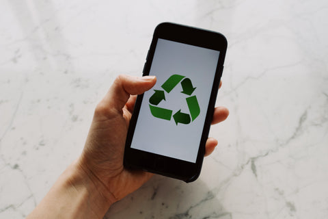Recycling app is available in Canada