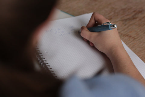 Taking down the notes can help you work more productively