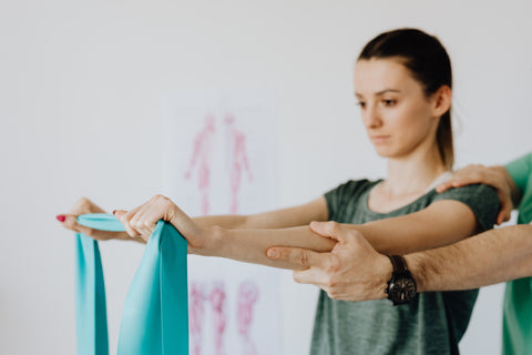 Muscle Strengthening Exercise can help stand properly and relief pain